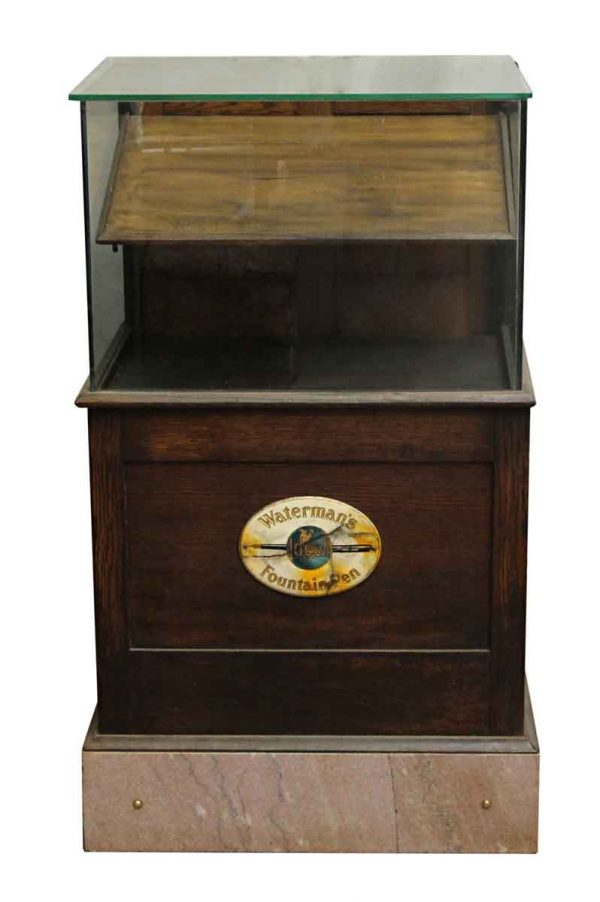 Commercial Furniture - Vintage Free Standing Display Case