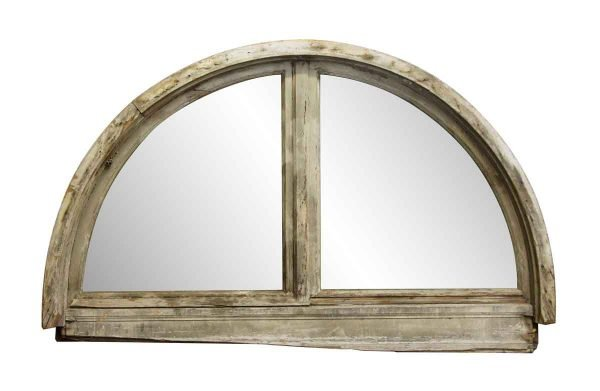 Door Transoms - Turn of the Century Arched Transom Window