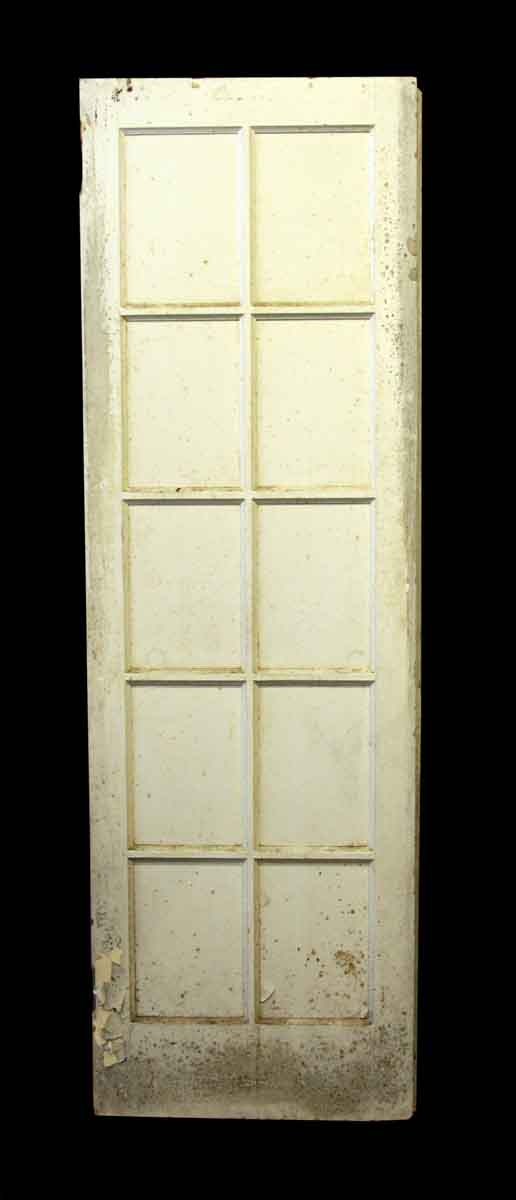 French Doors - Antique Old Ten Lite French Door