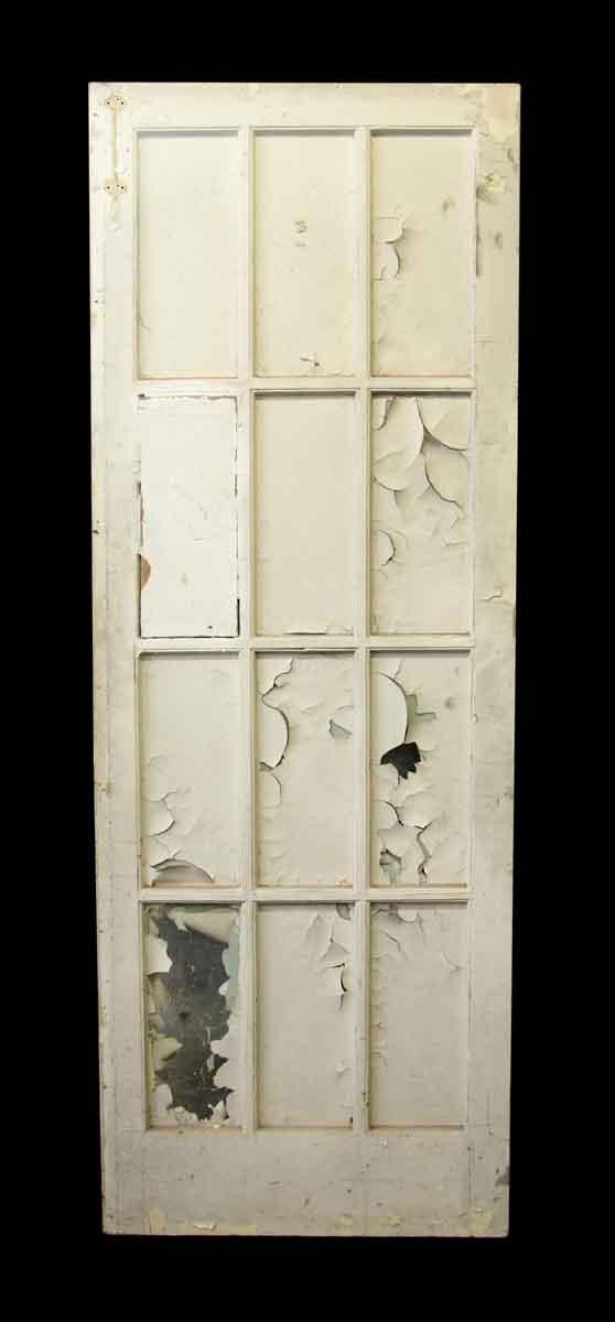 French Doors - Antique Twelve Pane French Door