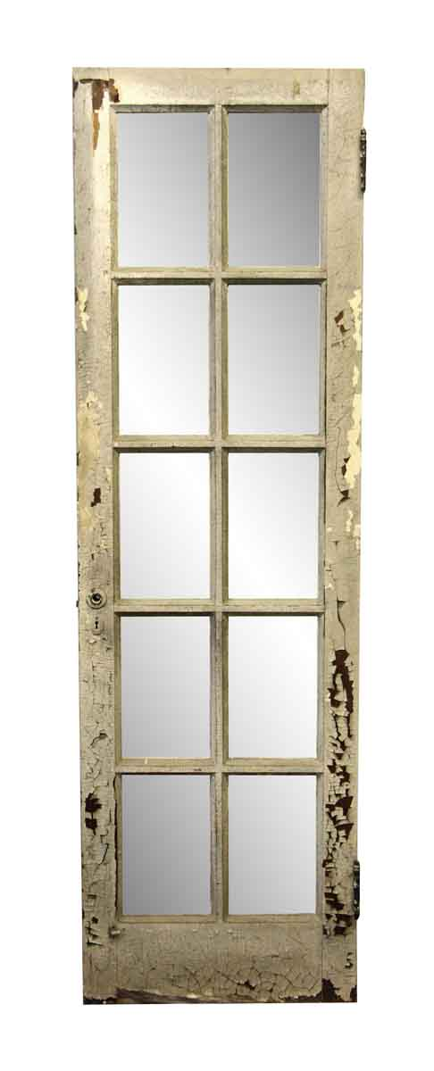 French Doors - Antique Used Ten Lite French Door