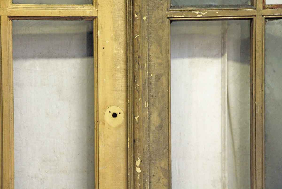 Pair of antique interior french doors olde good things french doors n249115 rubansaba