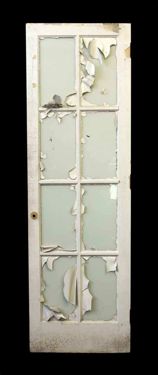 French Doors - Old French Door with Eight Lites
