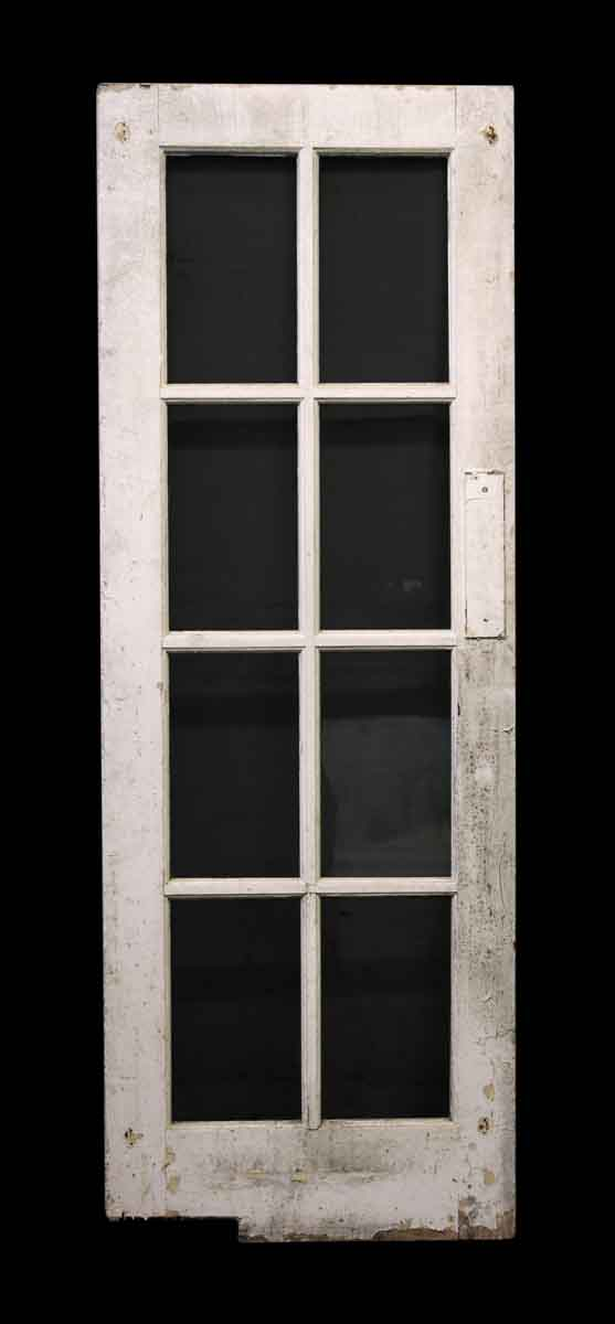 French Doors - Used Antique White French Door - Used Antique White French Door Olde Good Things