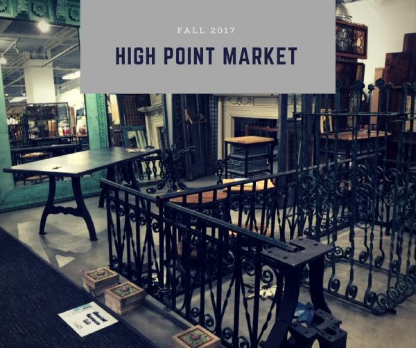 High Point Fall Market 2017
