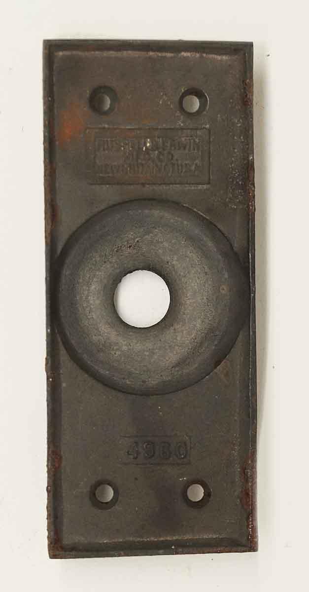 Cast Iron Egg Amp Dart Door Bell Cover Olde Good Things
