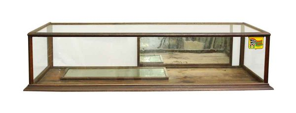 Antique Counter Table Top Display Case - Commercial Furniture