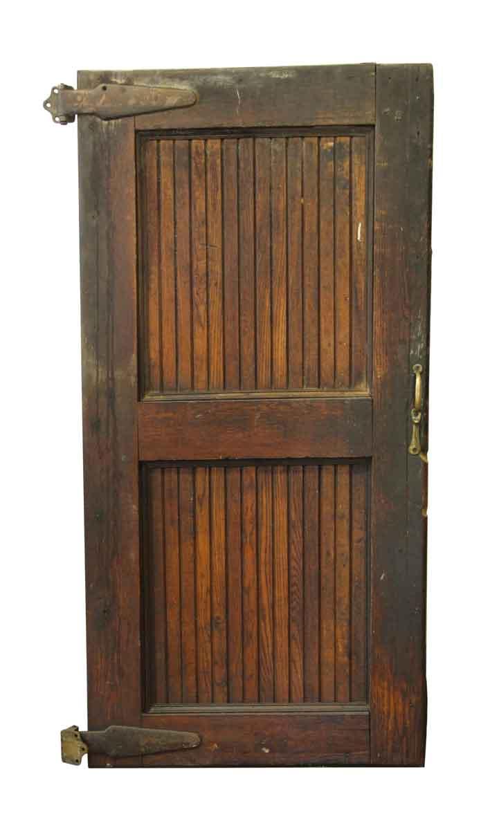 Old Wooden Freezer Door Olde Good Things