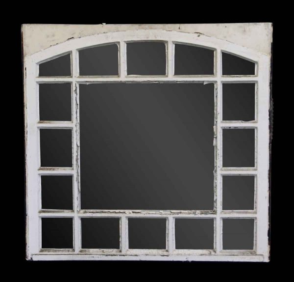 Reclaimed White 17 Pane Window - Reclaimed Windows