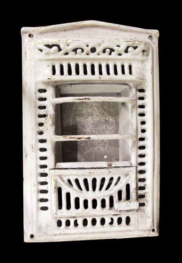 Antique White Heating Cast Iron Cover - Heating Elements