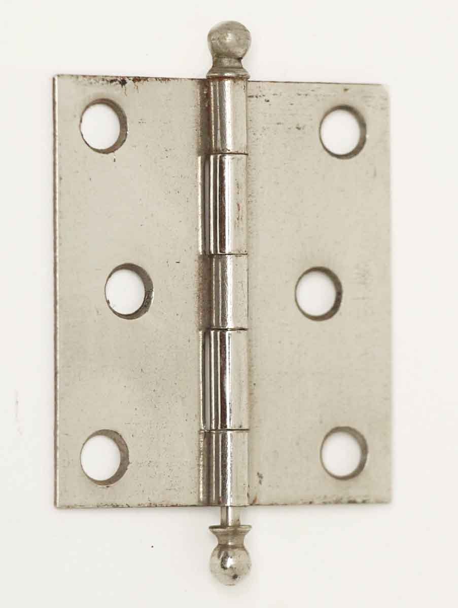 Exceptionnel Vintage Small Steel Cabinet Hinge