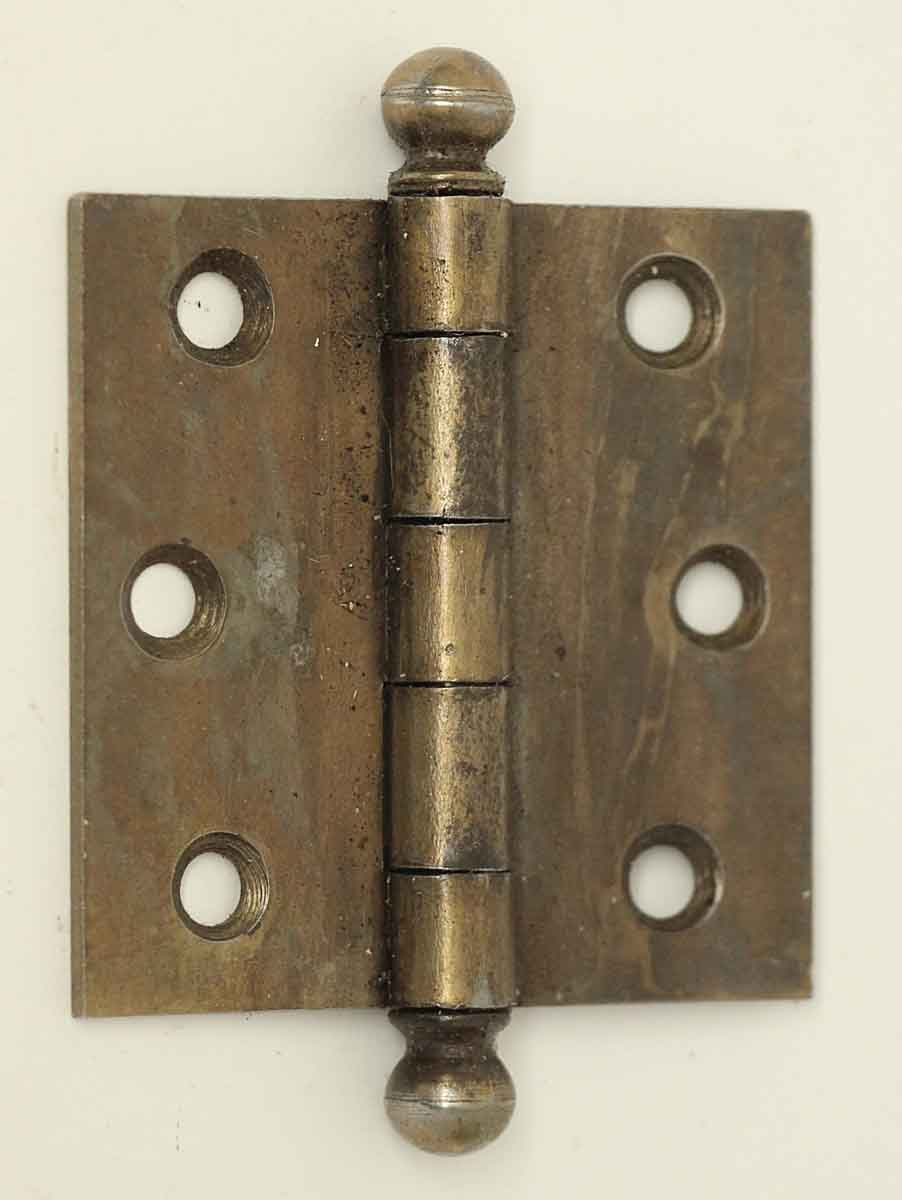 Great Brass Over Steel Cabinet Hinge