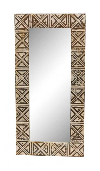 Antique Tin Mirrors Olde Good Things - 5x5 mirror tiles