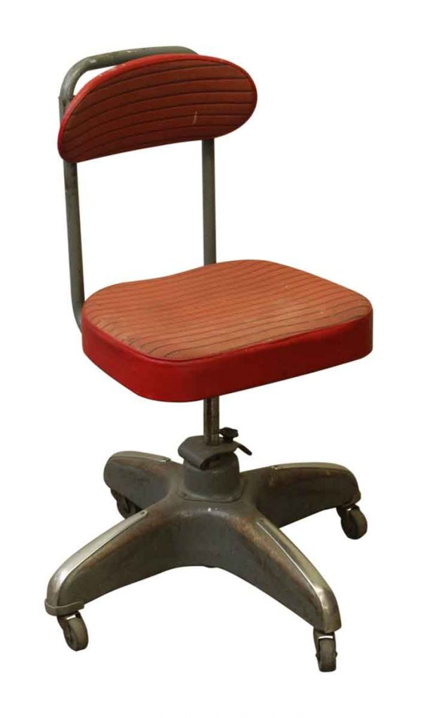 Office Furniture - Vintage Secretary Propeller Case Chair of the 1960s