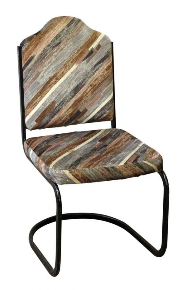 Seating - 1980s Multi Color Atlas Dinette Chair