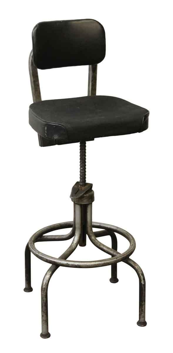 Seating - Industrial Metal Cole Steel Stool