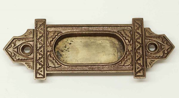 Window Hardware - Antique Aesthetic Brass Window Sash Lift