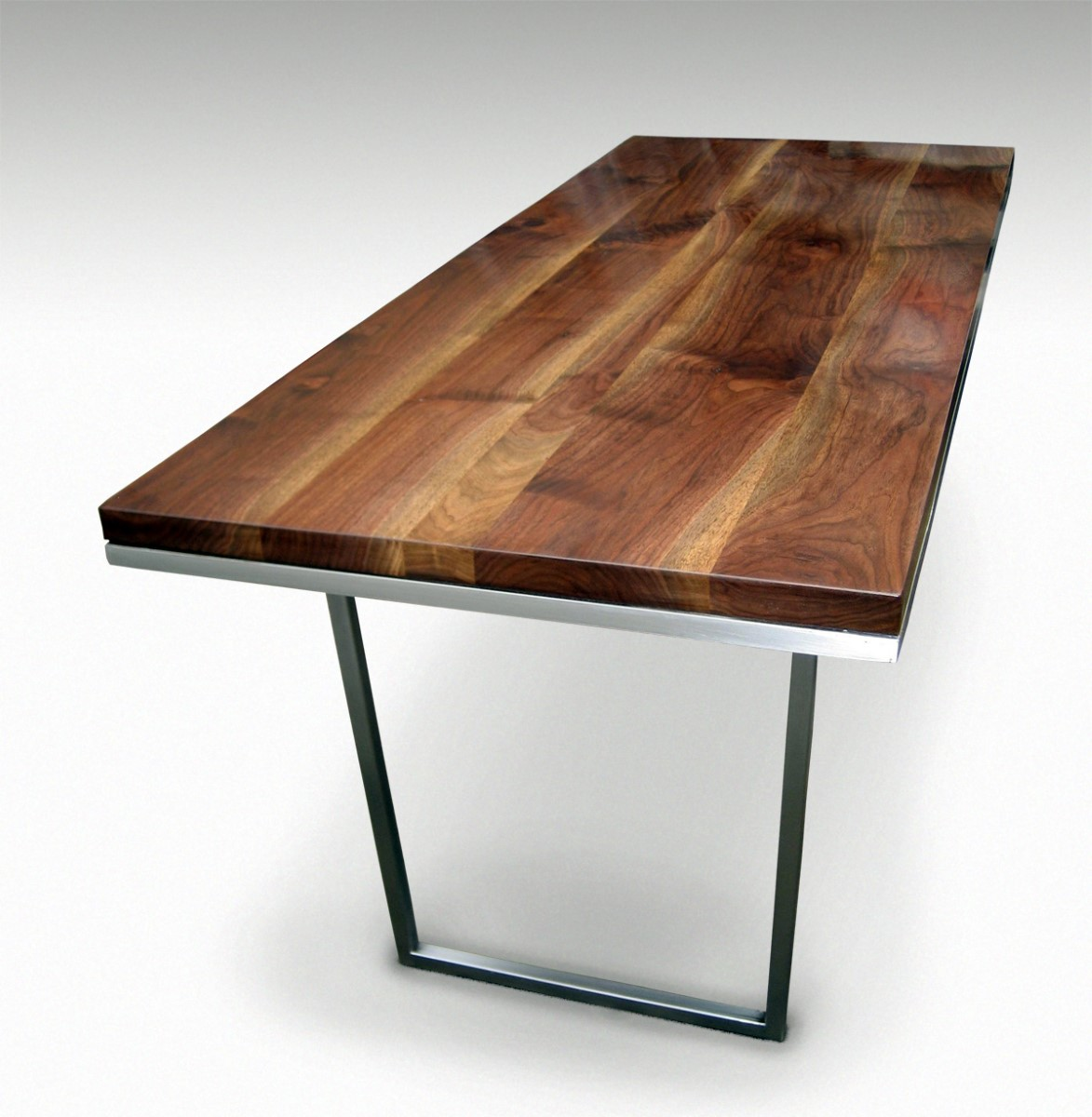 Walnut Dining Table - Solid