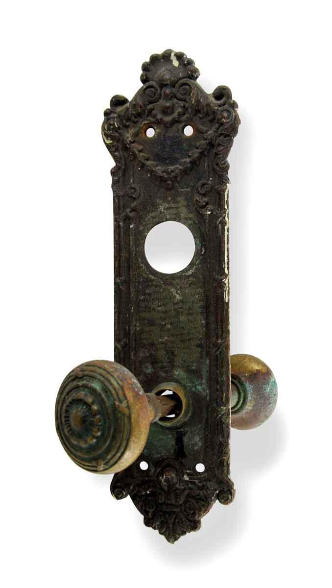 antique bronze door knobs. Door Knob Sets - Antique Lockwood Italian Renaissance Bronze Set Knobs