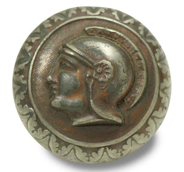 Door Knobs - Antique Collectors Greek Head Door Knob