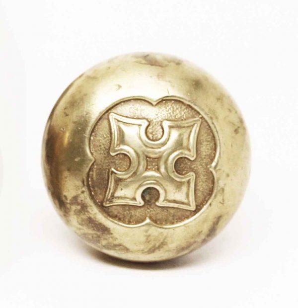 Door Knobs - Antique Corbin Brass Gothic Knob