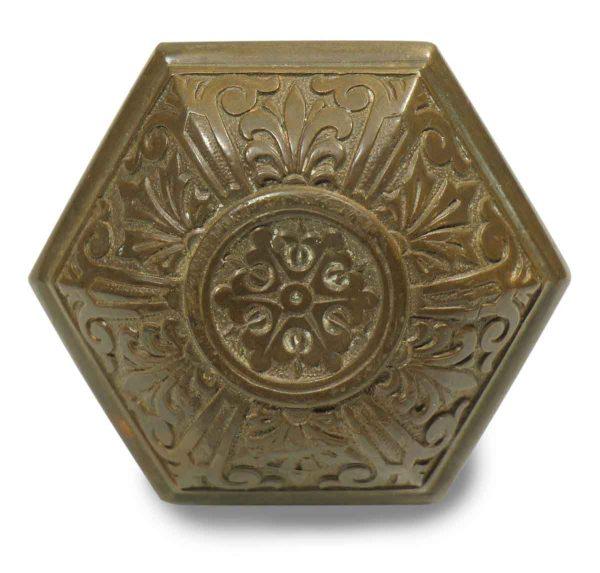 Door Knobs - Antique MCCCo & Russell Erwin Bronze Classic Door Knob