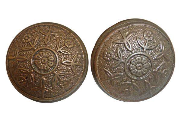 Door Knobs - Antique Reading Vernacular Door Knob Set