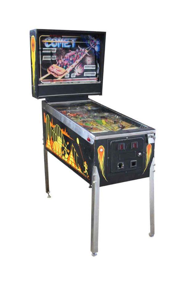Electronics - Used Vintage Comet Pinball Machine
