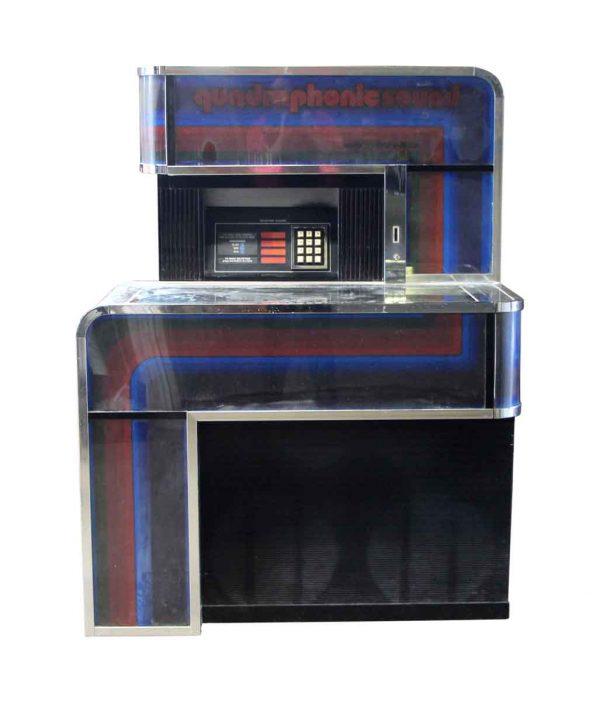 Electronics - Vintage Seeburg Quadraphonic Sound Digital Jukebox