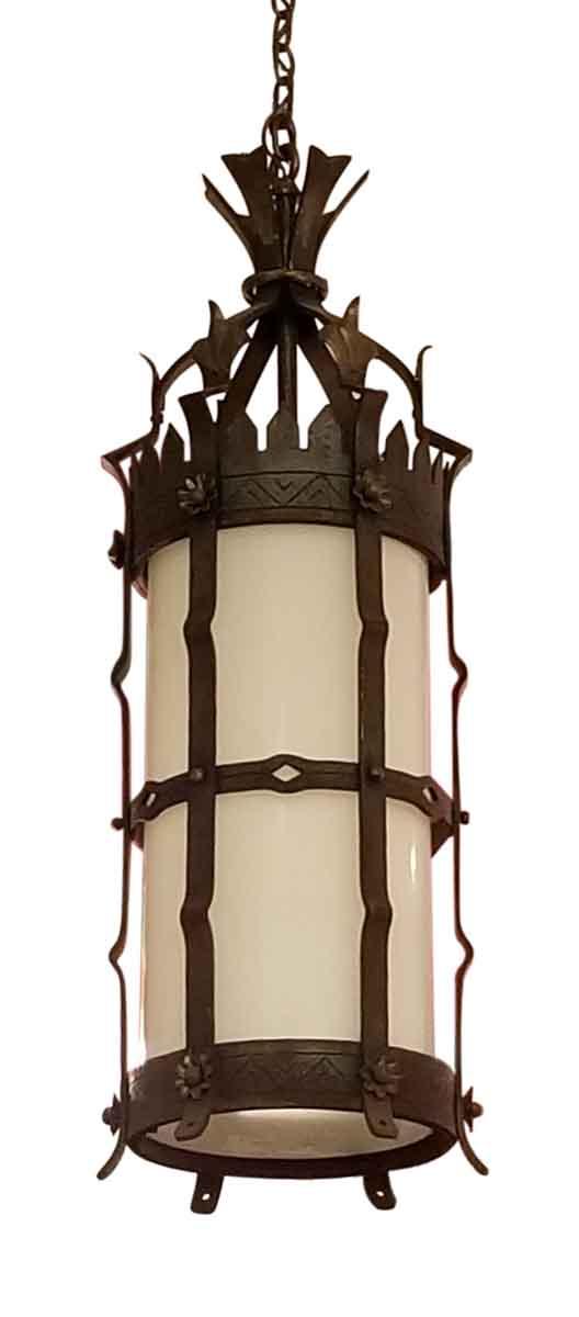 Antique Gothic Style Pendant Light