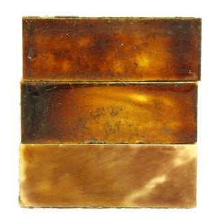Vintage Tile Olde Good Things - 3 inch square ceramic tiles