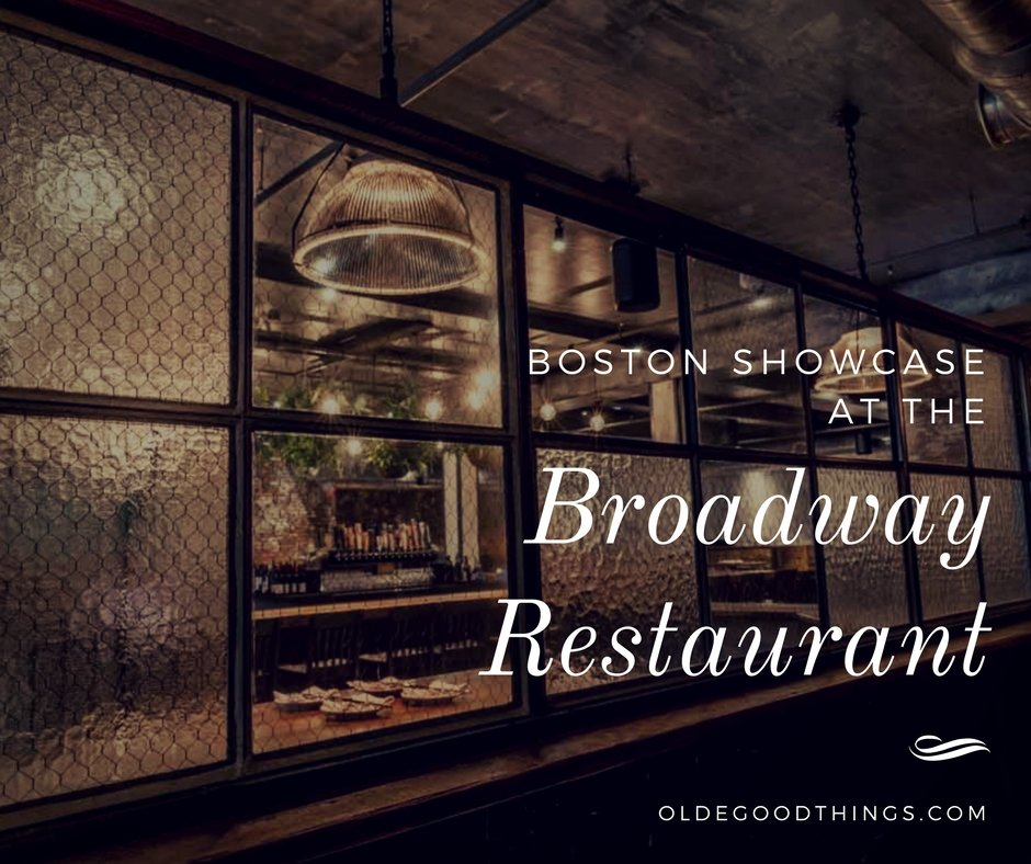 Erica And Her Team Were Tasked With Creating The Décor For The Broadway, A  Bar And Restaurant In South Boston. Formerly The Boston Beer Garden, ...