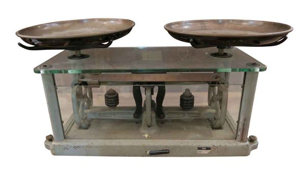 Scales - Antique Torsion Balance Co. Scale