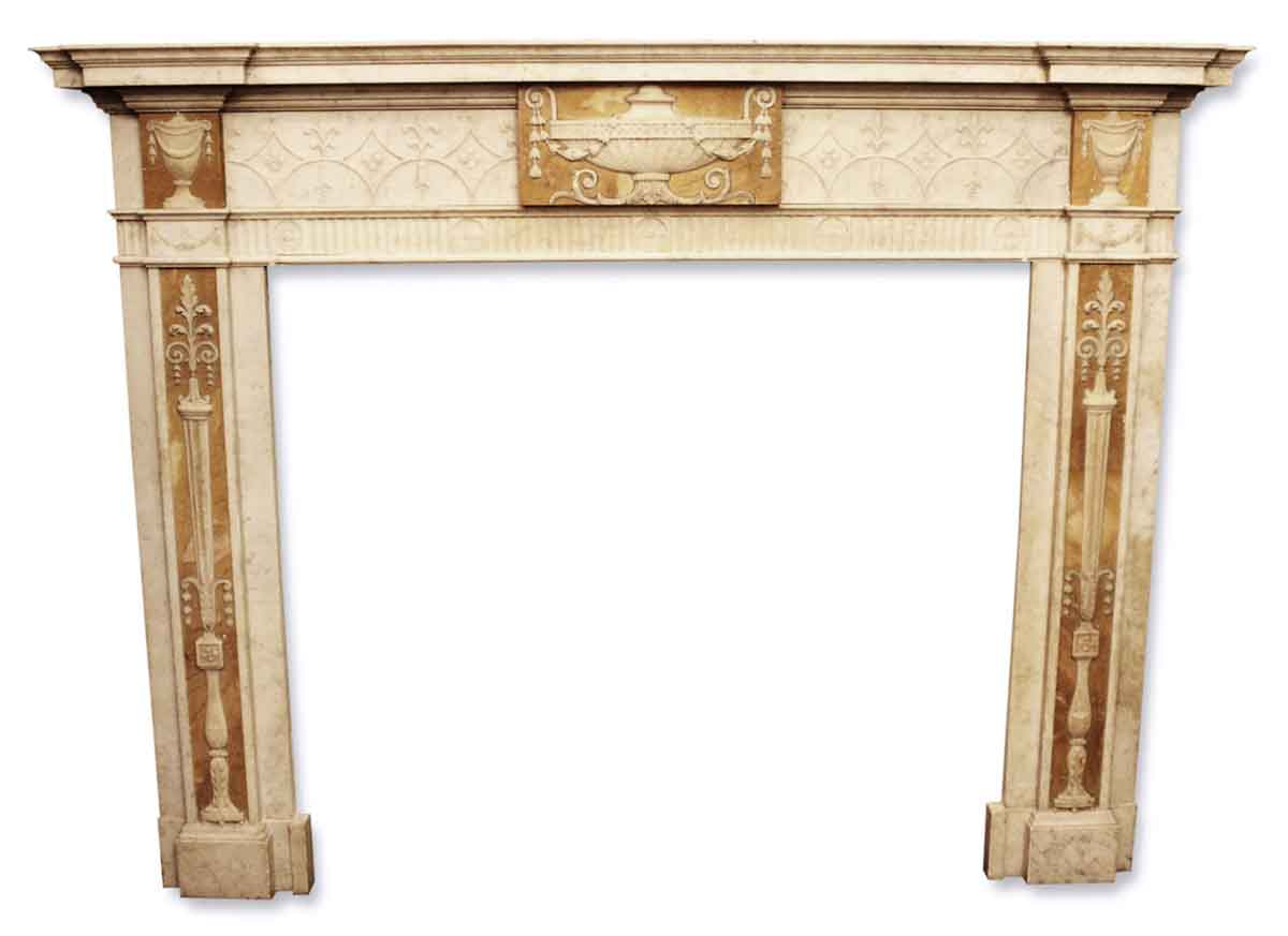 Marble Mantel is a Great Deal