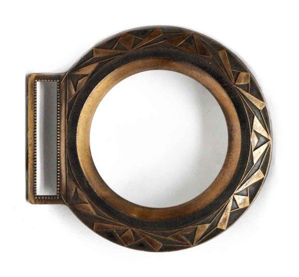 Other Hardware - Vintage Bronze Apartment Peephole Rosette