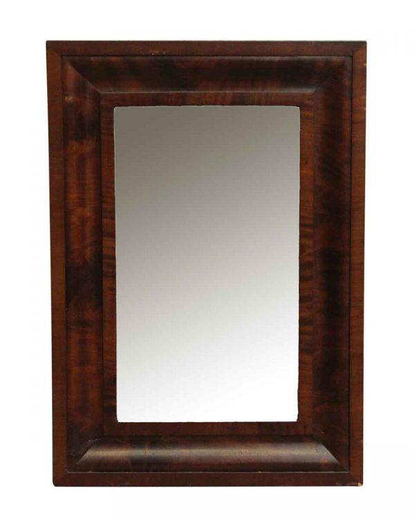 Antique Mirrors - Antique Walnut Framed Mirror