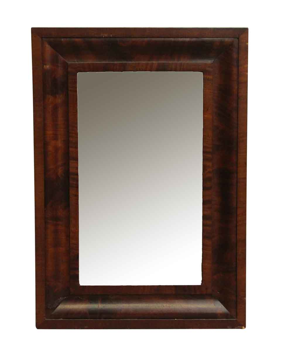 Antique Walnut Framed Mirror | Olde Good Things on Wall Mirrors id=39223