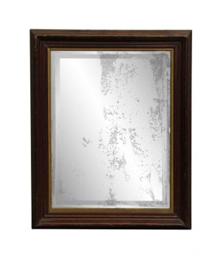 antique mirror frame silver distressed dark framed wood mirror antique mirrors olde good things
