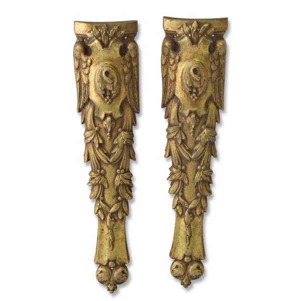 Applique - Pair of Belgian Leg Appliques
