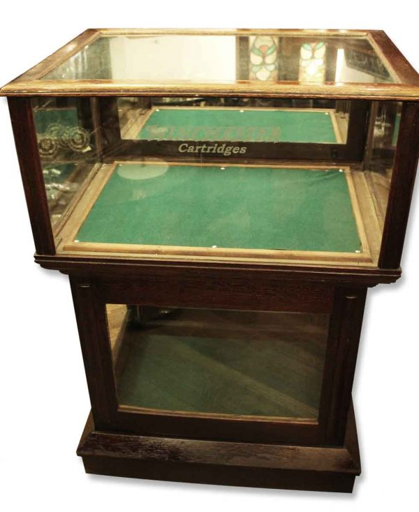 Commercial Furniture - Winchester Cartridges Display Case