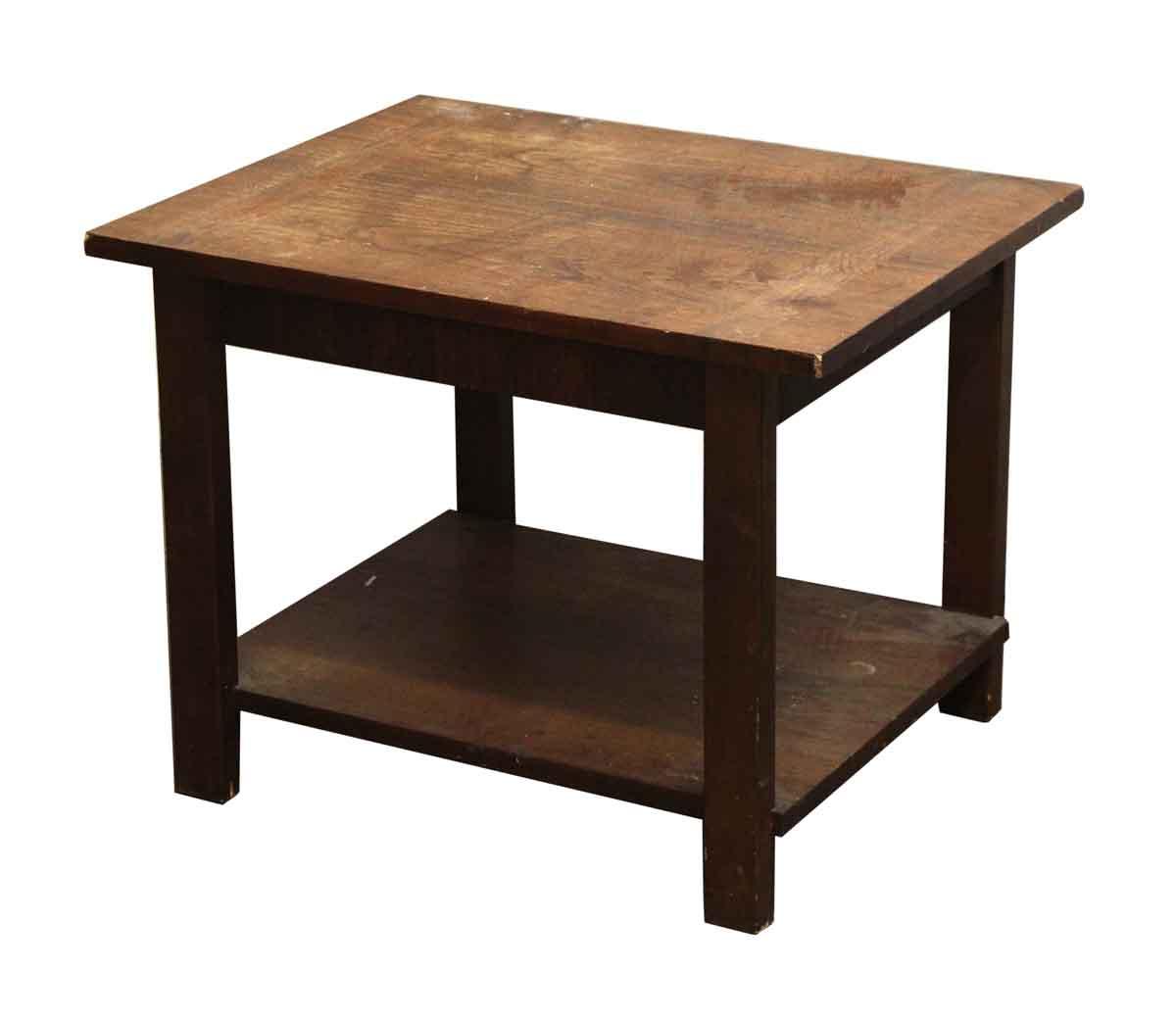 Rustic Pine Coffee Table Olde Good Things