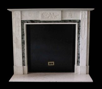 Magnificent Antique Mantels Fireplaces Olde Good Things Interior Design Ideas Gentotryabchikinfo