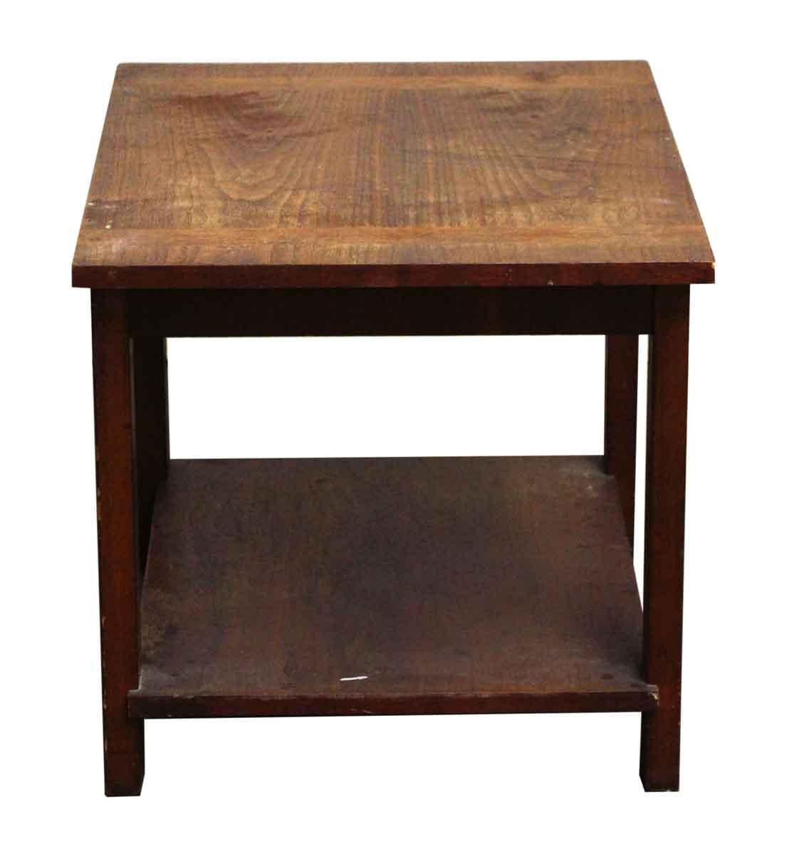 Rustic Pine Wood Coffee Table: Rustic Pine Coffee Table