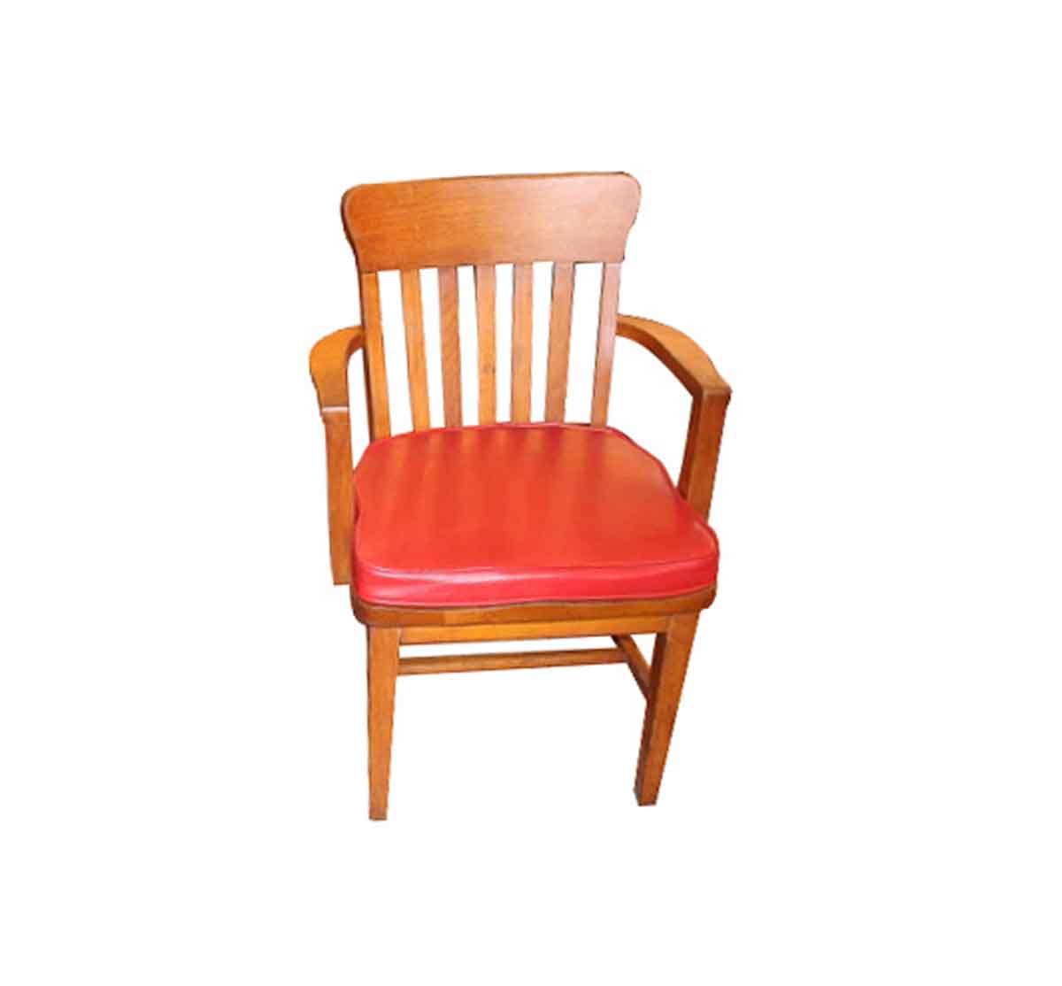 Seating   Heywood Wakefield Courtroom Chair