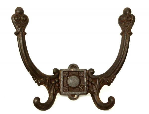 Single Hooks - Iron Antique Hall Hook