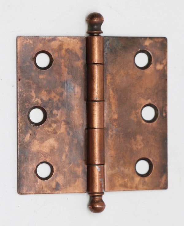 Cabinet & Furniture Hinges - Copper Washed Steel Furniture Hinge