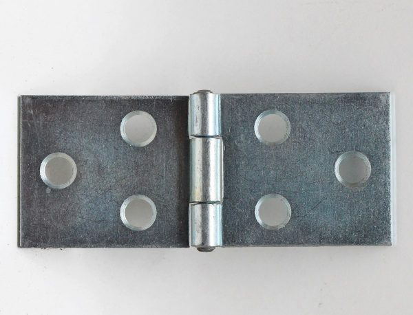 Cabinet & Furniture Hinges - Nickel Over Steel Cabinet Hinge
