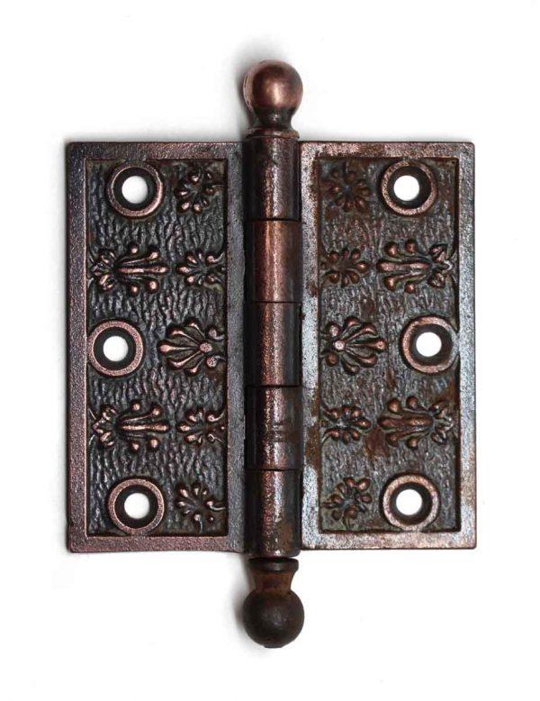 Door Hinges - Antique Cast Iron Door Hinge