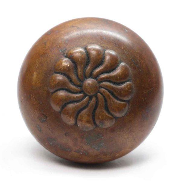 Door Knobs - Antique Corbin Bronze Putnam Colonial Style Door Knob