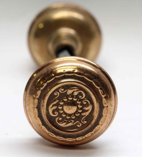 Door Knobs - Polished Bronze Aromas Sargent Door Knob